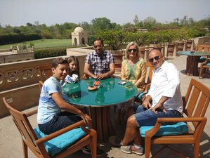 3 Day Taj Mahal Tour with Indian Cooking Class in Agra