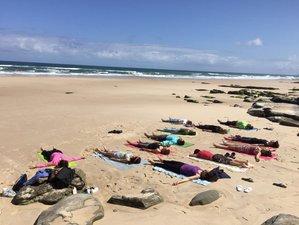 8 jours en stage de yoga et enseignement du reiki à Ericeira, Portugal