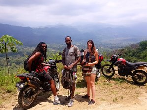 3 Day Sierra Nevada Epic Guided Motorcycle Tour in a Native Village in Colombia