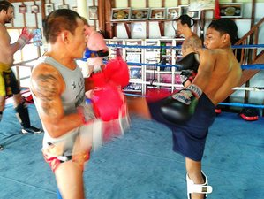 1 Month Private Advanced Muay Thai Training in Thailand