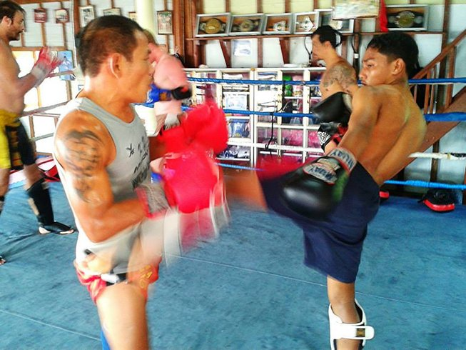 Muay thai central coast