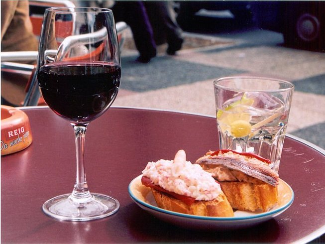 6 Days Wine Tasting & Cooking Holidays in Spain