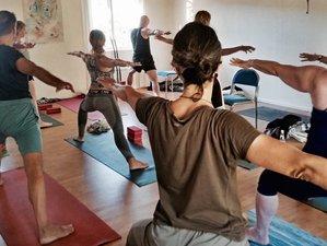 8 Tage Yoga und Thai Massage Urlaub auf Sardinien