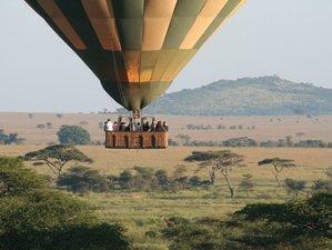 3 Days Expedition Balloon Safari Masai Mara, Kenya