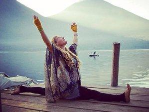 26 días profesorado de yoga Místico avanzado de 300 horas en Guatemala