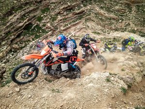 5 Day Thessaloniki Enduro Paradise Guided Motorcycle Tour
