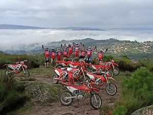 5 Day Come and Enjoy Portugal Guided Enduro Motorcycle Tour