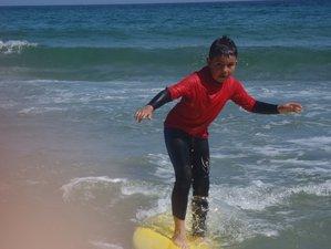 7 Days Surf Camp in Asturias, Spain
