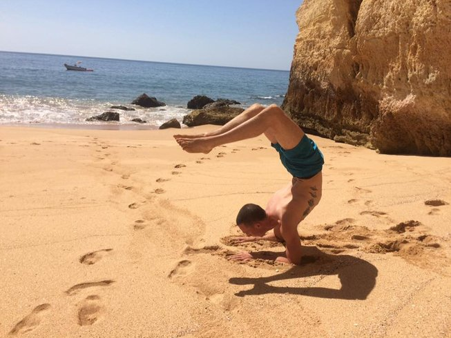 15 Days Yoga Alliance 200-Hour Vinyasa Yoga and Ayurvedic Therapy in Algarve, Portugal