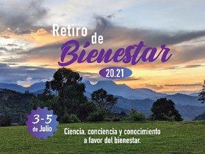 3 días de retiro de yoga y bienestar en Jardín, Antioquia