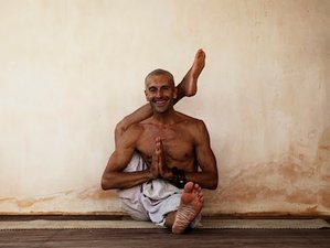 15 jours en stage de yoga conscient à Dambulla, Sri Lanka