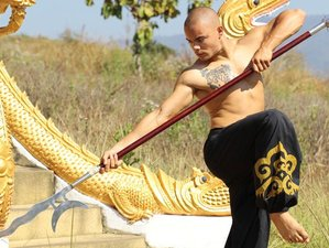 6 Month The Shaolin Warrior Kung Fu Training in Pai, Mae Hong Soon