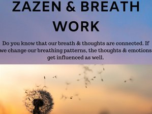 3 Online Private Sessions of Breathwork, Osho Meditations, and Self-Hypnosis