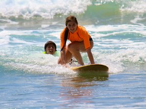 "8 Days ""Surf School"" Camp  Montañita, Ecuador"