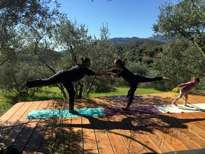 7 Day Private Yoga and Spanish Immersion Holidays in Sierra Nevada, Andalusia