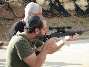 13 Days Krav Maga & Anti Terorrism Training in Israel