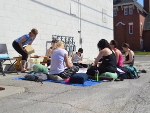 13 Days 200-Hour Yoga Teacher Training in Canada