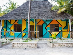 Tsunami Village - Kite Surfer Friendly Venue in Zanzibar, Tanzania