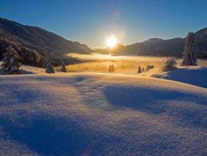 4 Tage Winter Yoga Retreat mit Pranayama und Meditation im Naturparkhotel am Weissensee