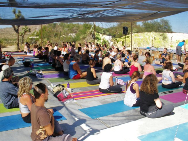 3 Days Meditation and Yoga Retreat in California