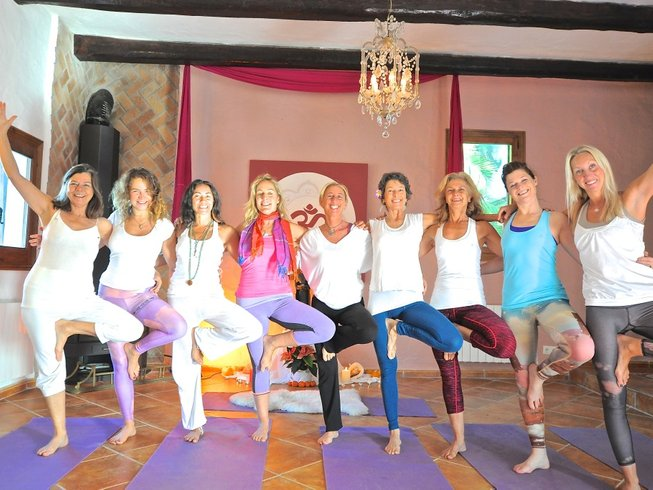 7 Days Mindfulness Yoga Retreat in Spain