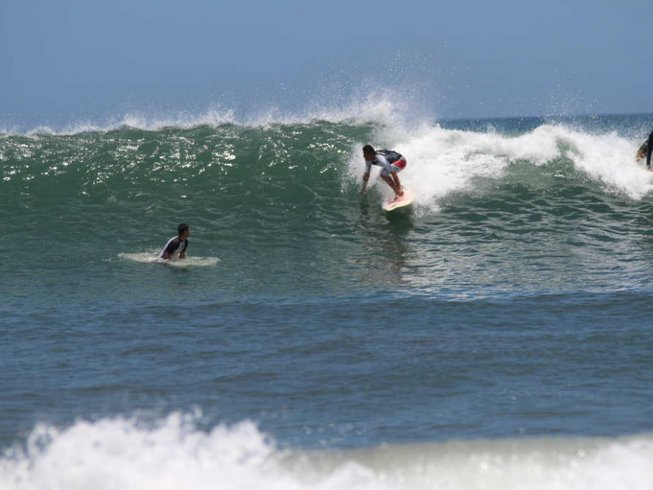 7 Days Beginner Yoga Holiday and Surf Camp in Leon Area, Nicaragua