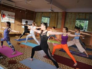 29 Days 200-Hour Hatha and Astanga Yoga Teacher Training in Rishikesh, India