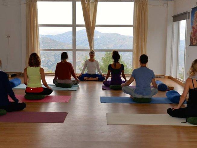 28 Days 200hr Intensive Yoga Teacher Training in Spain