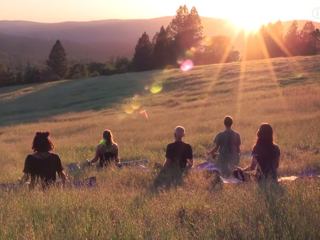 6 Days First Timers' Yoga Retreat in California