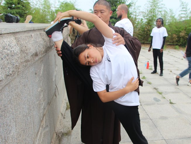 2 Months Shaolin Kung Fu Training in China