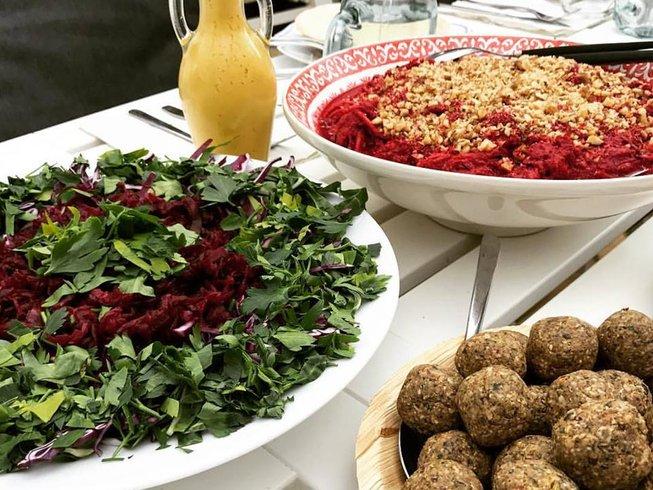 8 Days Raw Vegan Cooking and Yoga Retreat in Crete, Greece