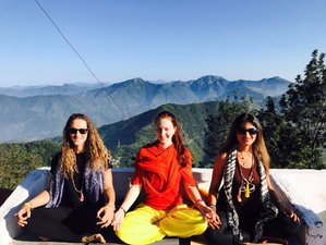 3 Days Himalayan Meditation and Yoga Retreat in Rishikesh, India