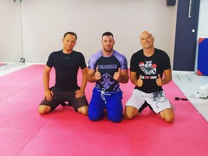 6 Days 'oss' Brazilian Jiu Jitsu & Fitness Training Camp in Zakynthos, Greece