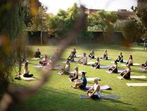 3 días de retiro para equilibrar tu estilo de vida con yoga y nutrición en Pineda del Mar