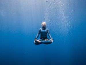 8 Days Yoga and Free Diving Holiday on The Charming Volcanic Island of Ischia, Italy