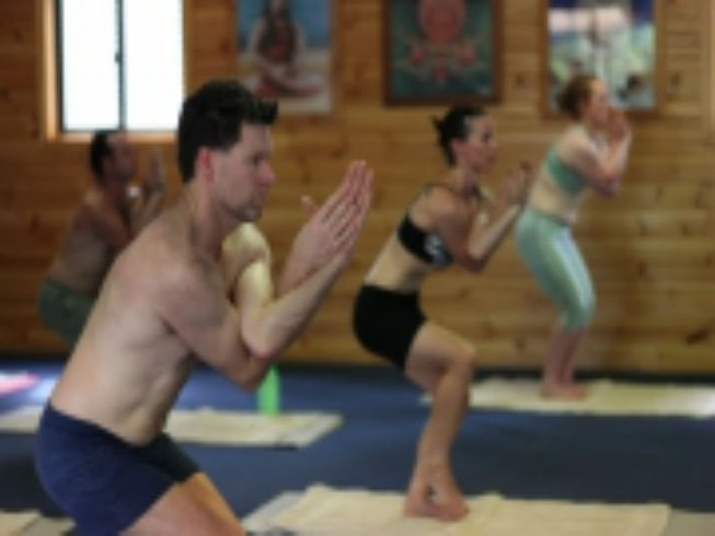 7 Day Bikram Yoga Retreat in Australia