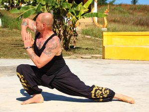 4 Months Internal Kung Fu and Qigong Instructor Training in Pai, Thailand