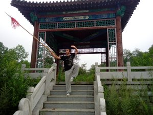 2 Month Mid-Level Mantis Fist Training in Weihai, Shandong