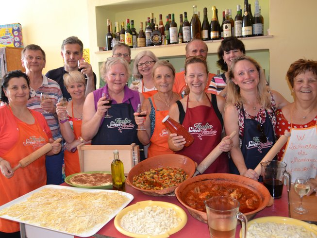 7 Days Trabocchi, Pizza, Wine, Italian Culinary Tour
