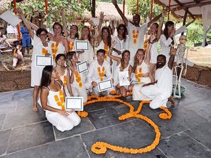 26 Days 200-Hr Hatha Vinyasa Flow Yoga Teacher Training by the Arabian Sea in Goa, India