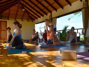 8 jours en retraite de yoga et méditation à Nosara, Costa Rica