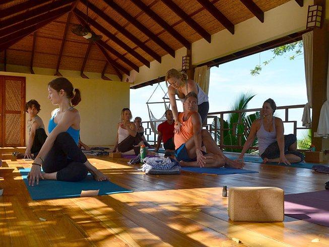8-Daagse Voedende Meditatie en Yoga Retraite Nosara, Costa Rica