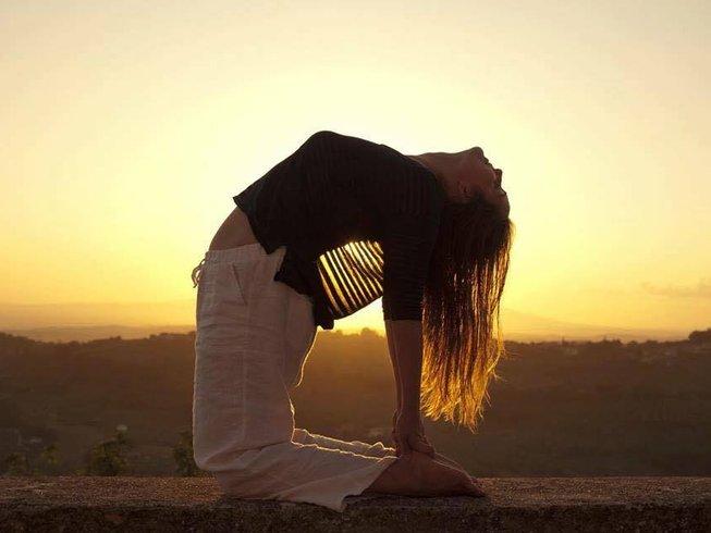 5 Days Yoga Holidays in Casperia, Italy