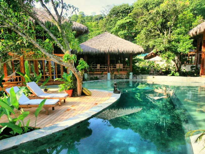 6 Days Adventure, Meditation, and Yoga Retreat Costa Rica