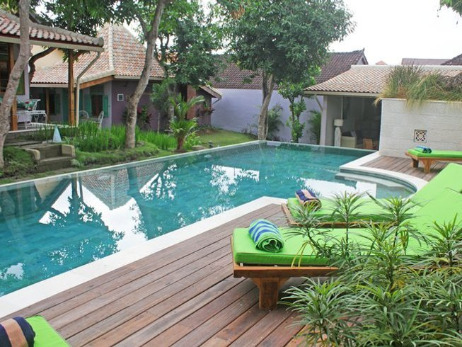 7 Days Body and Mind Cleanse Yoga Retreat in Badung, Bali