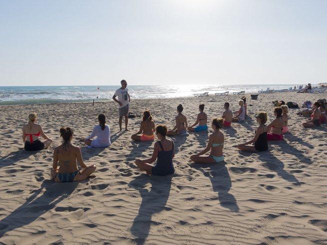 5 días de meditación y retiro de yoga en Fethiye, Turquía