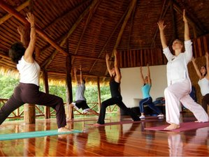 8 Day Wellness and Yoga Holiday in the Central Costa Rican Mountains in San Pablo De Turrubares