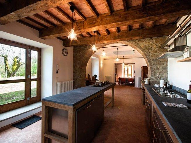 5 Tage Vitalisierender Yoga Urlaub und Tanzende Meditation in der Toskana, Italien