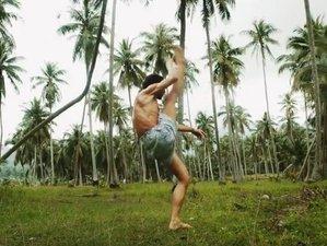 30 Days Foundation in Kalarippayattu, Kalari Yoga and Kalari Chikitsa, on Koh Phangan, Thailand