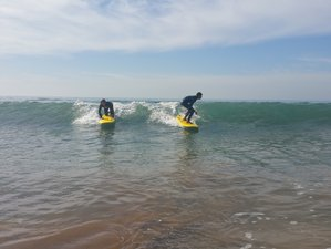 6 Days Guided Surf Camp in Moknari, Tamri, Morocco